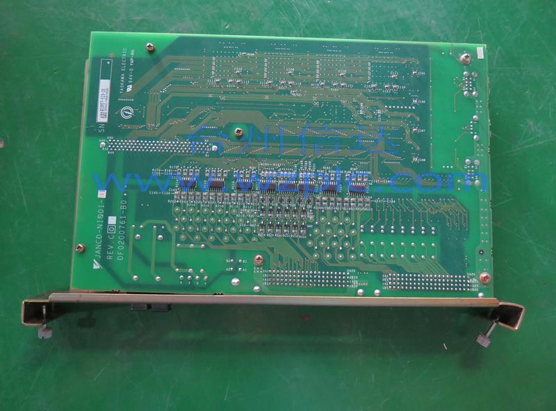 二手工业机器人配件安川nx100机器人通讯基板jancd-nif01-1 jancd-nio