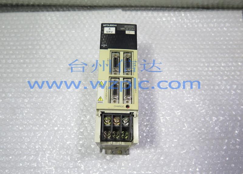 二手三菱伺服驱动器mr-j2-20a1-k11 台州信达